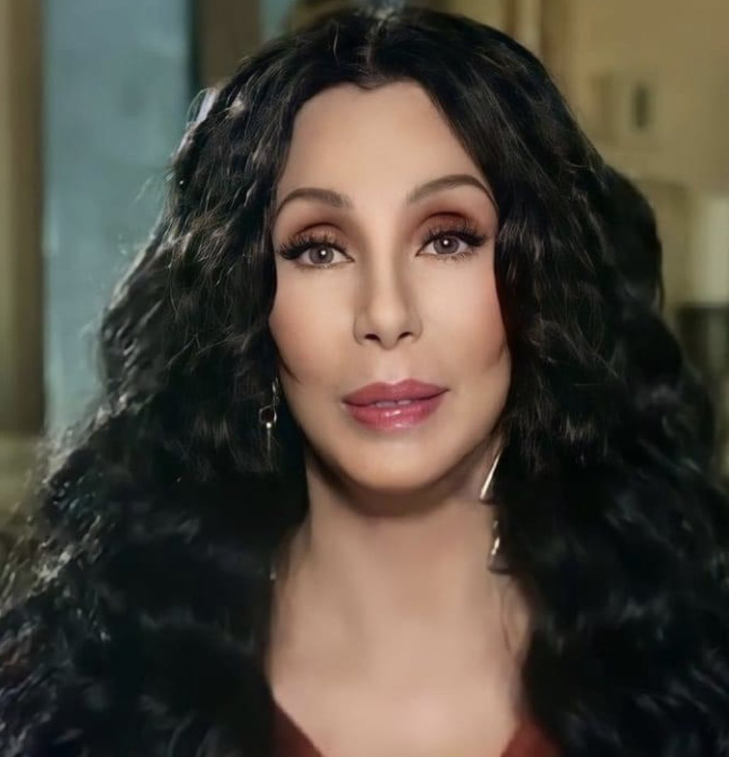 @cher you look so great 🥰