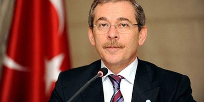 وزير تركي سابق اردوغان مسؤول عن أزمات تركيا ومشاكلها
