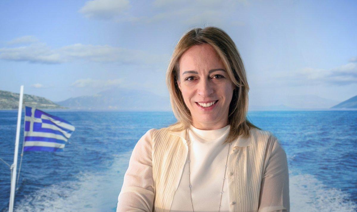 Η Όλγα Σταυροπούλου νέα Γενική Διευθύντρια της HELMEPA https://t.co/hCb3NKlv3E https://t.co/NotFaCbA4J