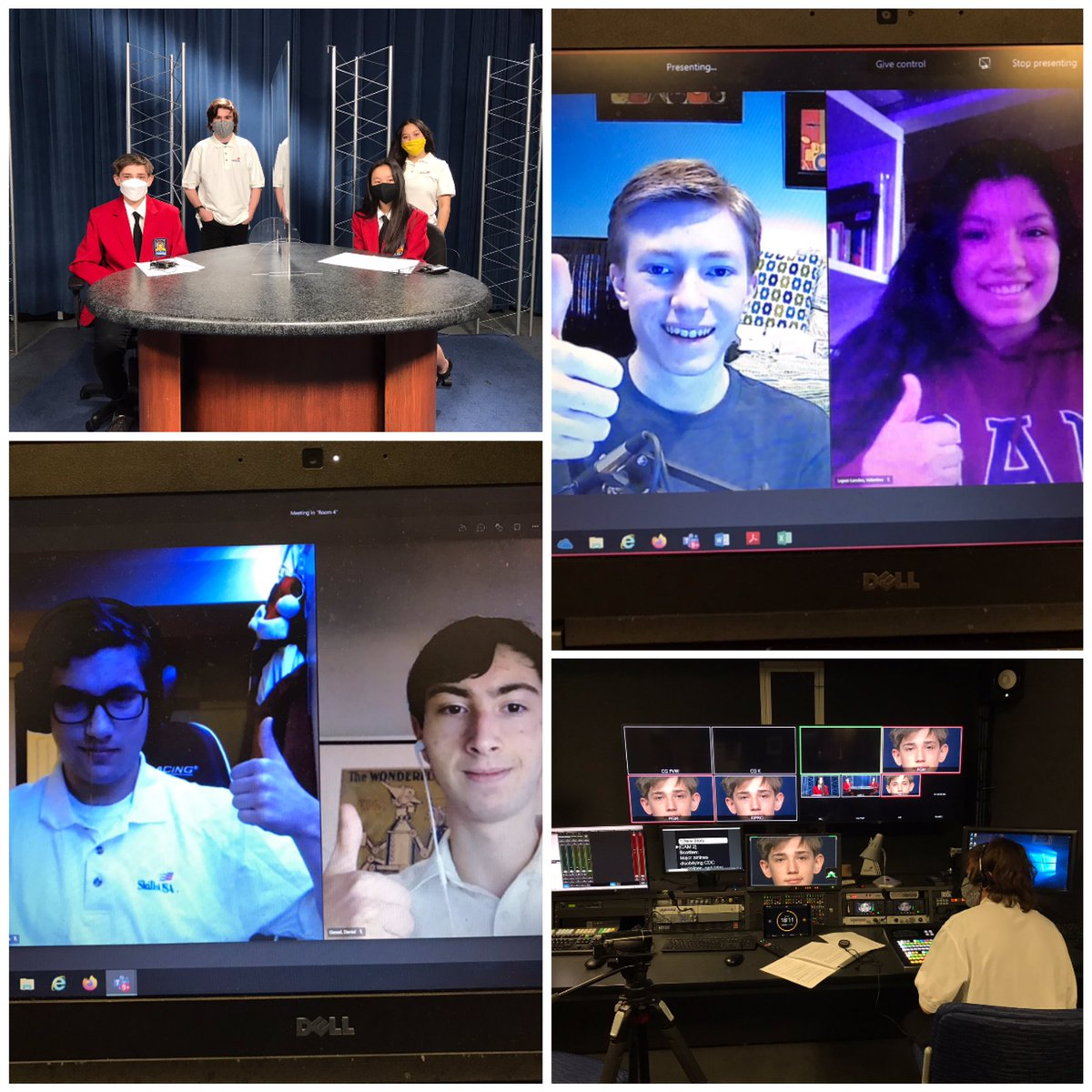 TV Production students are representing Arlington in the SkillsUSA State Championships.<a target='_blank' href='http://twitter.com/CharlesRandolp3'>@CharlesRandolp3</a> <a target='_blank' href='http://twitter.com/Margaretchungcc'>@Margaretchungcc</a> <a target='_blank' href='http://twitter.com/arlingtontechcc'>@arlingtontechcc</a> <a target='_blank' href='https://t.co/po2ZA3l9yc'>https://t.co/po2ZA3l9yc</a>