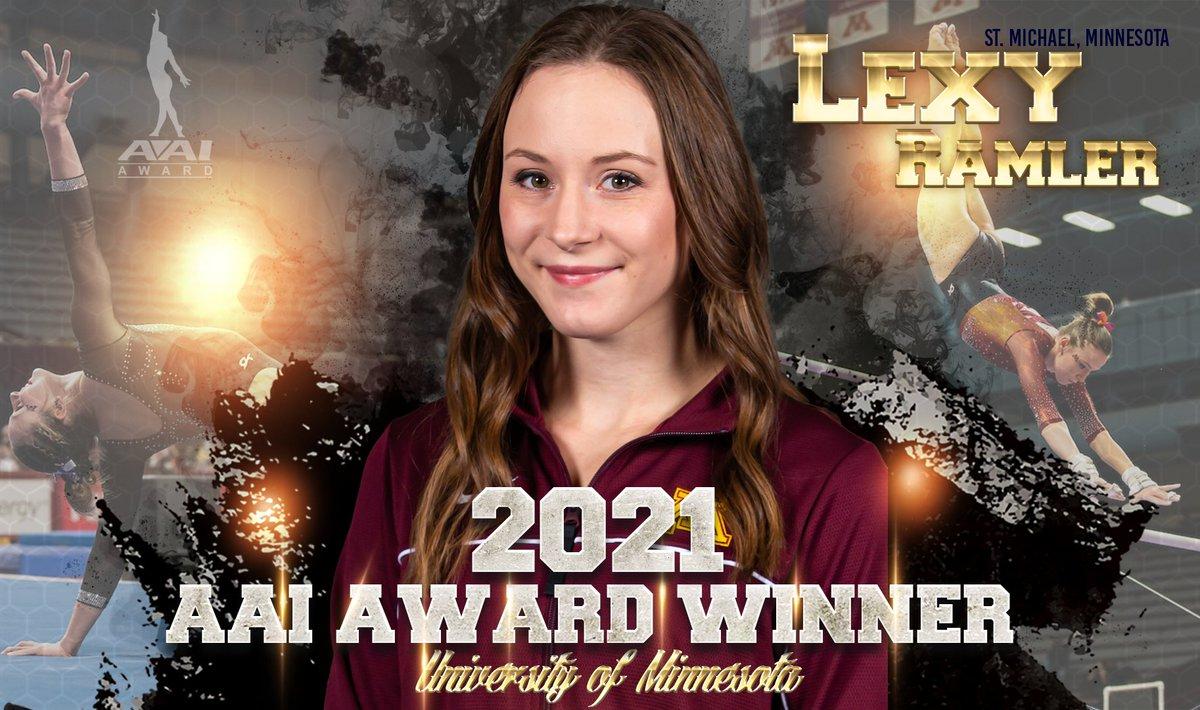 Congratulations @LexyRamler!