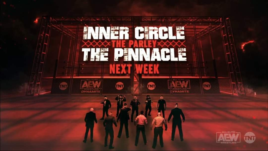 AEW Dynamite IGNITE for 4/28/21