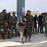 Image for the Tweet beginning: Госагентство SANA сообщает, чточетверо сирийских