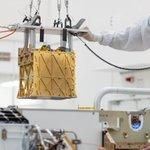 Image for the Tweet beginning: ВNASA сообщили, что марсоходу Perseverance