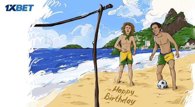 Happy Birthday to Kaka and David Luiz!