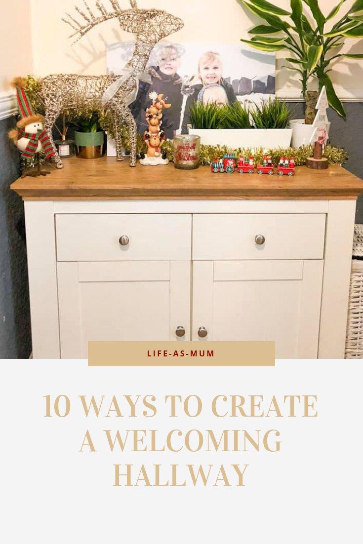 WAYS TO MAKE YOUR HALLWAY WELCOMING: https://t.co/U0M1WKpCsH  #homeblogs #pbloggersuk https://t.co/1Yh7BauVEa