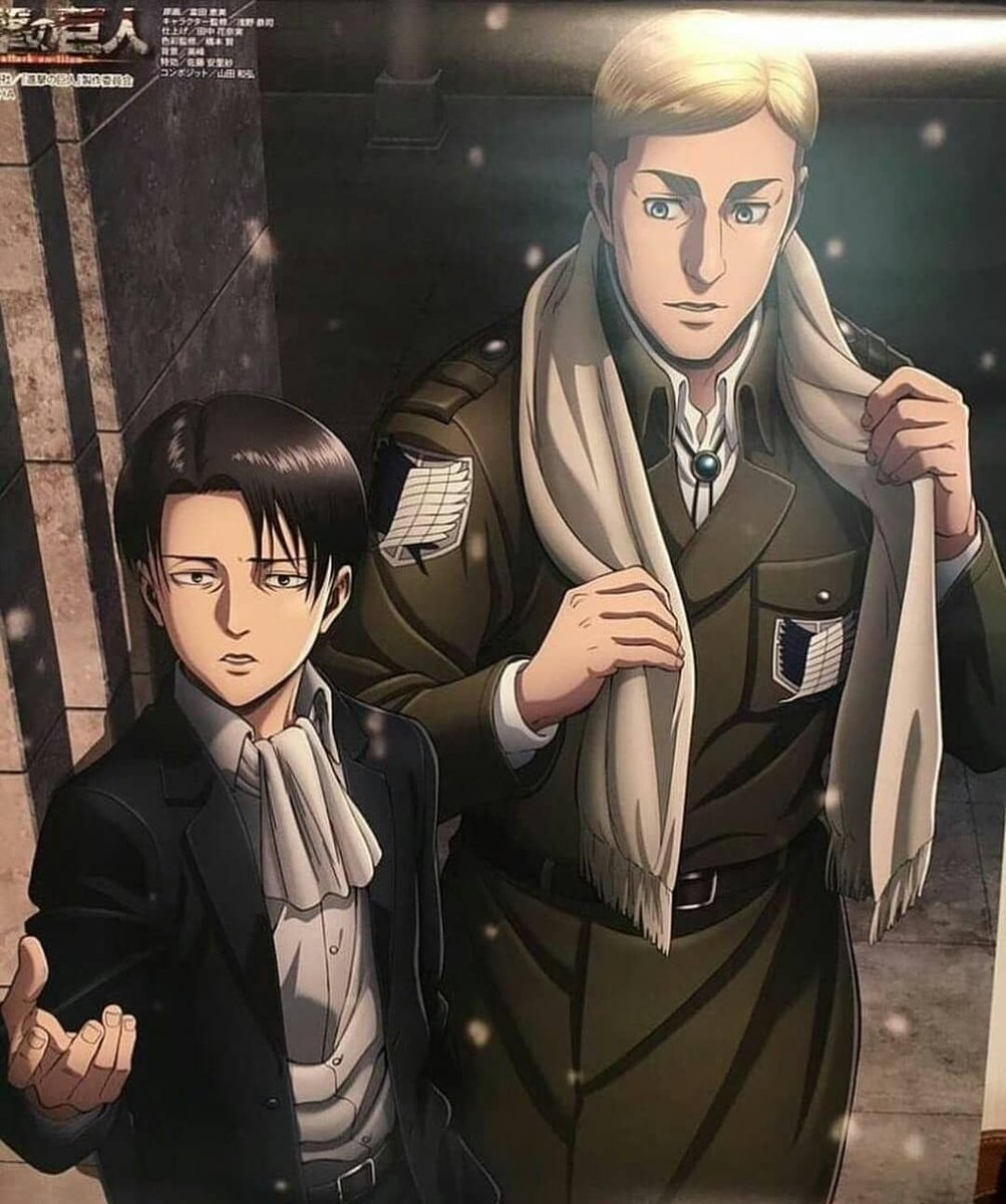 RT @ackrbonds: BEST AOT SHIP: RESULTS  🥇1ST PLACE: ERURI (ERWIN X LEVI) 2,918,305 VOTES (70.4%) https://t.co/SsaZshm7mG
