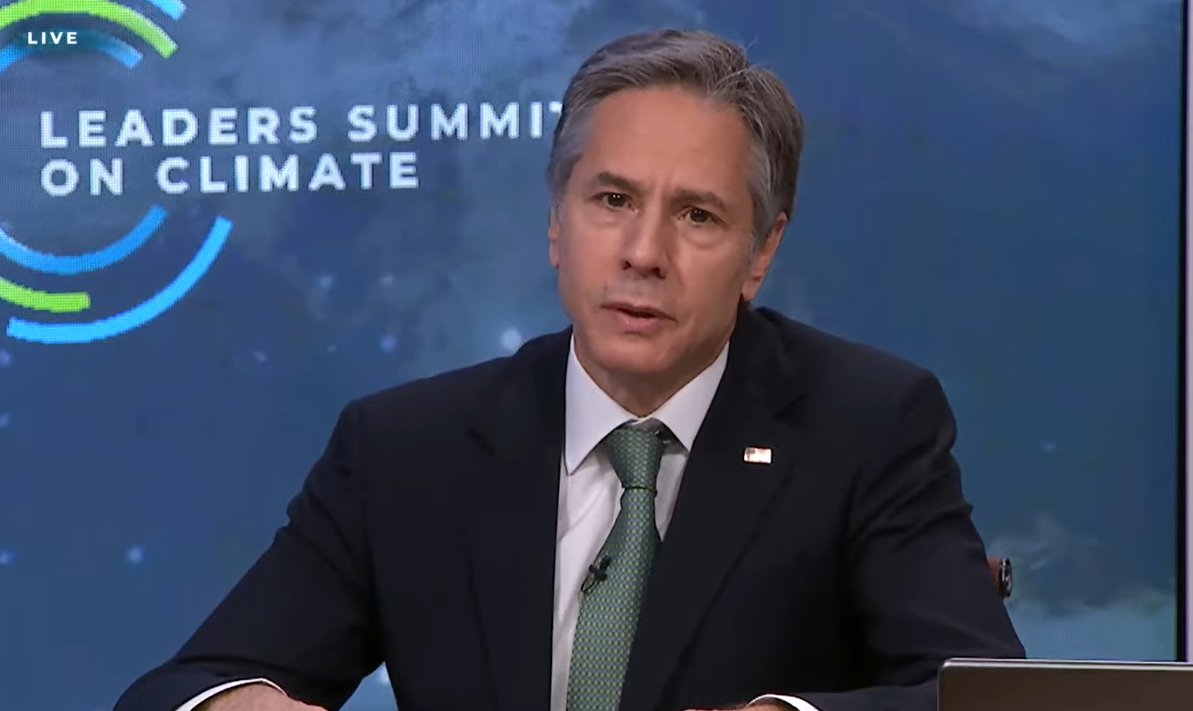 US foreign minister Sec of State BlinkenNails home the 'decisive decade' and need for all to do MOREIt was likely someone from State Dept that was honest enough to call our Australia's efforts as insufficient (here  https://www.smh.com.au/world/north-america/insufficient-biden-administration-criticises-australia-on-climate-20210422-p57lb9.html) #auspol