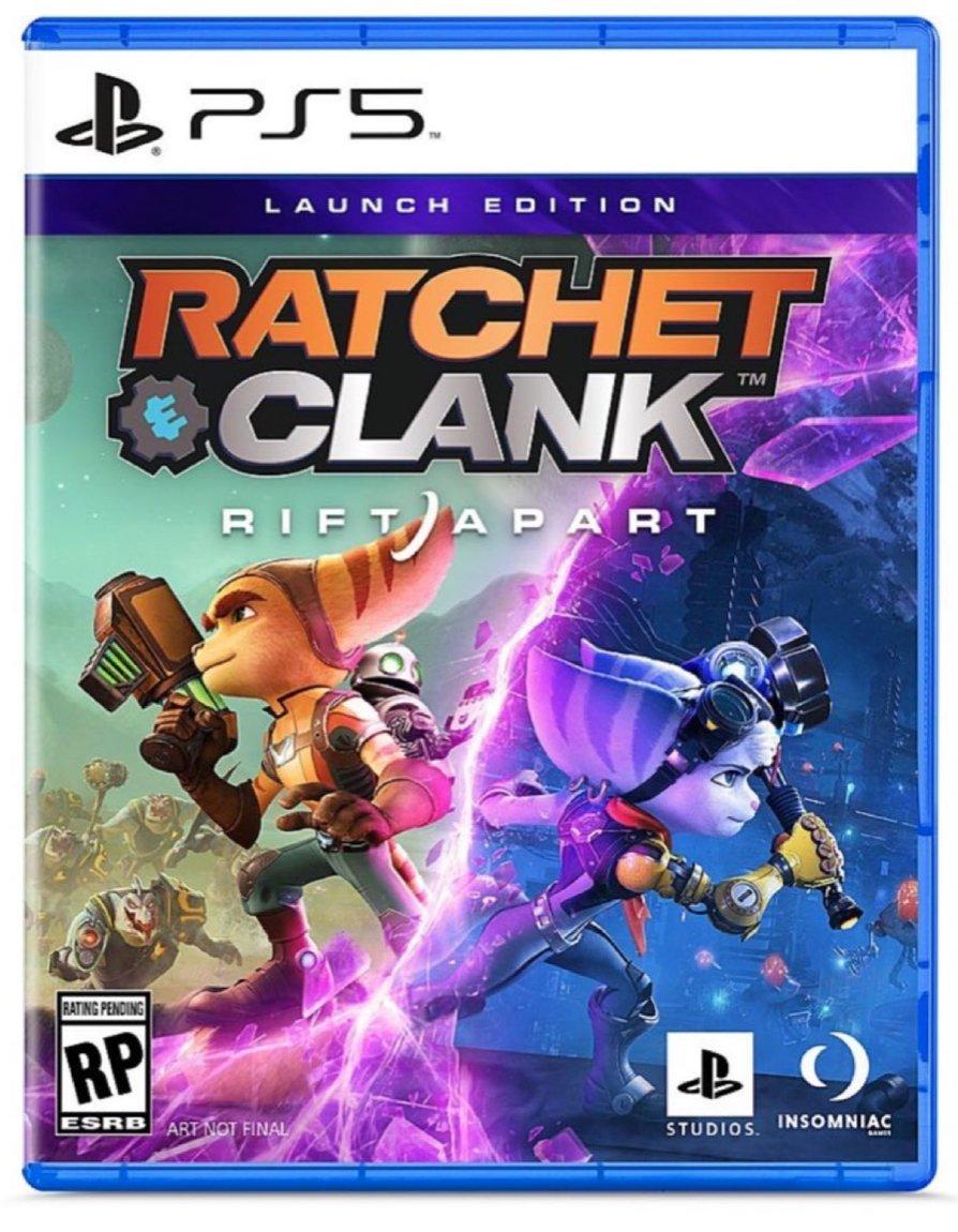 Ratchet & Clank Rift Apart  Launch Edition PS5  PlayStation Studios $69.88  Amazon USA 2