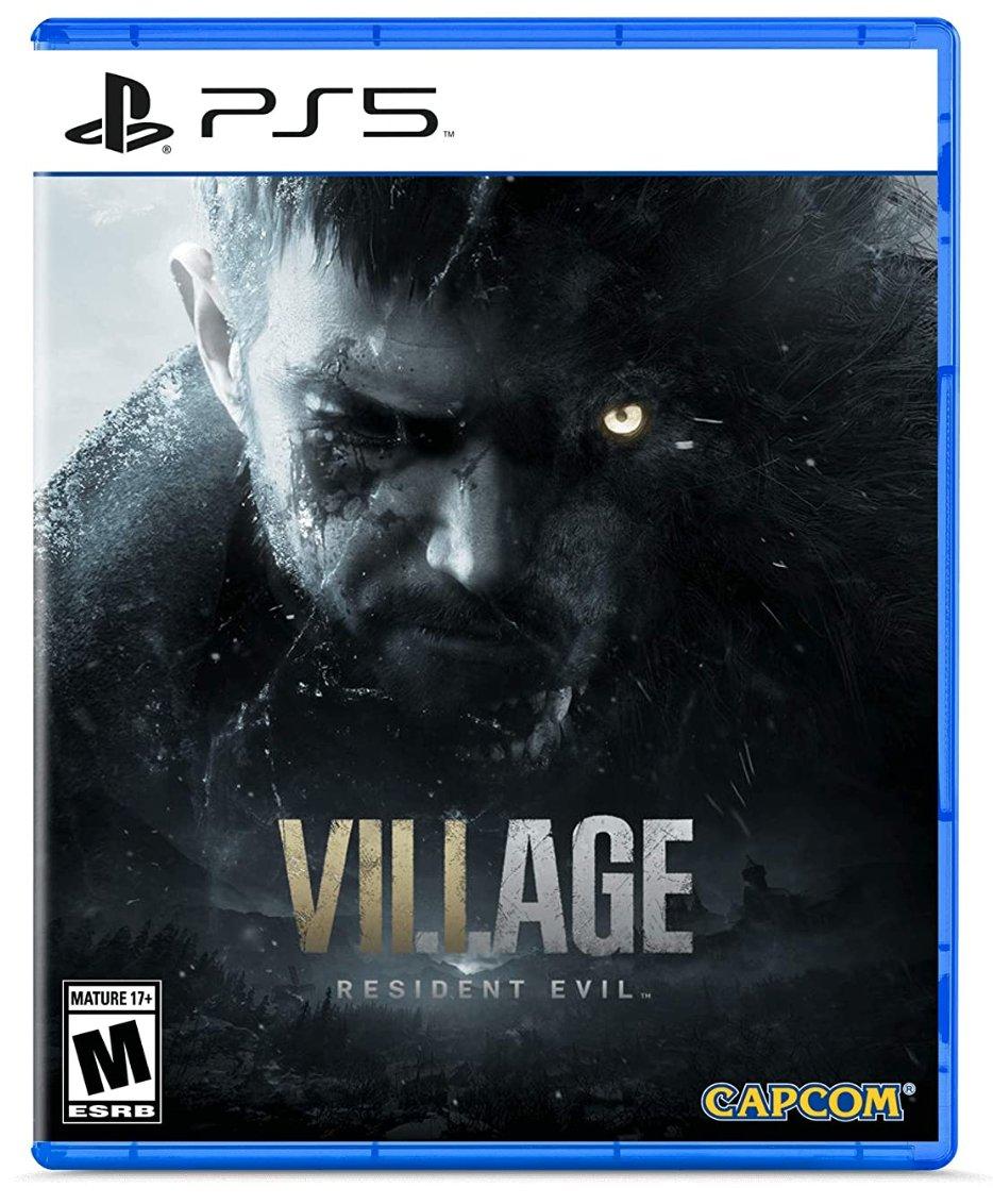 Resident Evil Village PS5 $59.99  Amazon USA 2