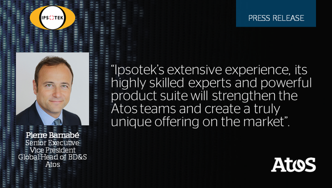 We are pleased to announce today that we will acquire @Ipsotek, leading #AI enhanced...
