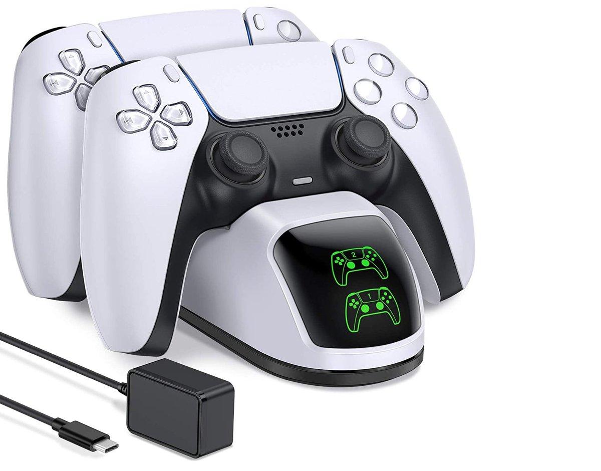Beboncool DualSense PS5 Charging Station  Was $21.99 Now $17.84  Amazon USA 2