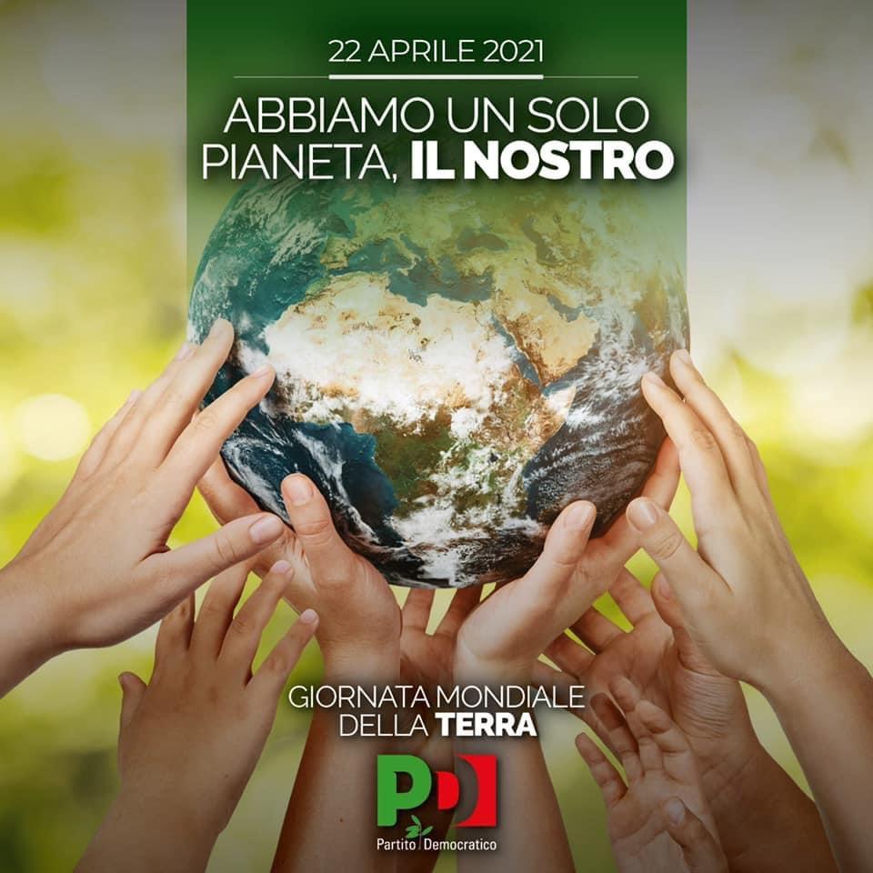 Abbiamo un solo Pianeta, IL NOSTRO  #EarthDay2021 ...