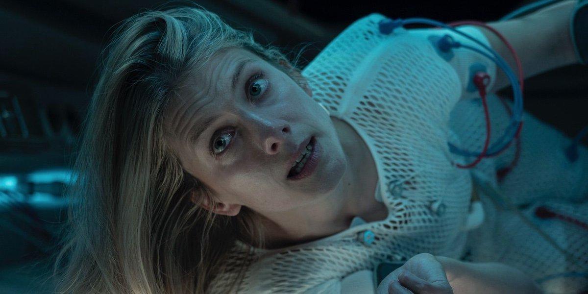 """รีวิว Netflix Thailand on Twitter: """"เตรียมพบกับ  หนังระทึกขวัญสัญชาติฝรั่งเศส 'ออกซิเจน (Oxygen)'  เมื่อหญิงคนหนึ่งฟื้นขึ้นมาพบว่าตัวเองอยู่ในกระสวยแช่แข็งโดยที่จำอะไรไม่ได้  และออกซิเจนใกล้จะหมดลง เธอเหลือเวลาชีวิตอีกแค่ 90 นาทีเท่านั้น  และเธอต้องหาทาง ..."""