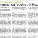 Image for the Tweet beginning: 📰 Ferrero presenta un'istanza al