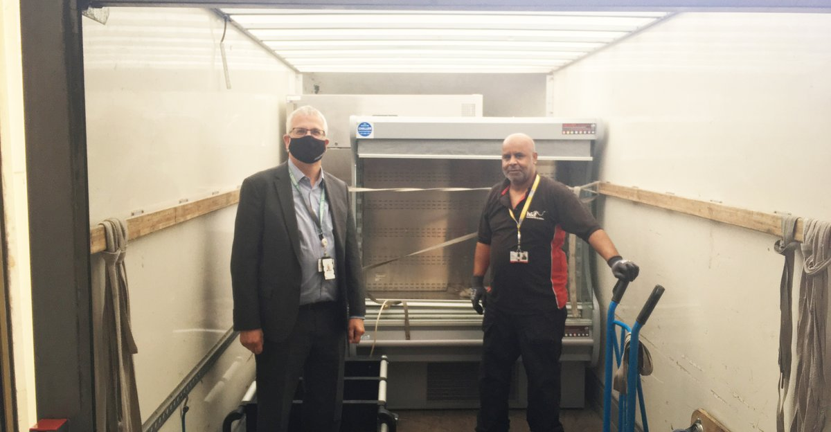 Cooking up a storm   We were delighted to recently donate kitchen equipment to Sands End A…