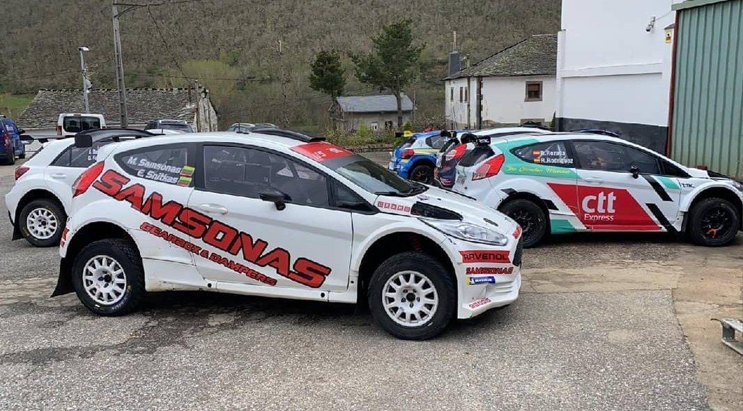 SCER + CERT: 10º Rallye Tierras Altas de Lorca [23-24 Abril] EzklRFIX0AQc7Xw?format=jpg&name=medium
