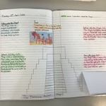 Image for the Tweet beginning: Year 6 have been creating