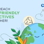 Image for the Tweet beginning:  celebrates the #EarthDay!   We'd