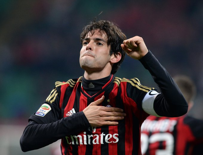 Happy Birthday  Milan and Real Madrid legend at 39 years old.