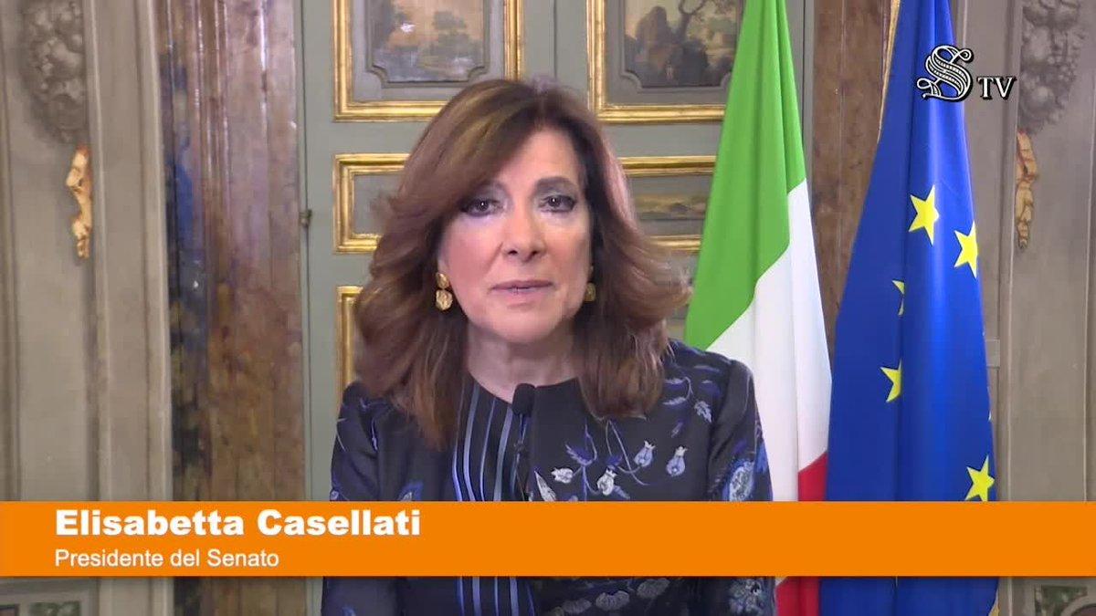 """#notizie #sicilia Giornata Salute Donna, Casellati """"Siate generose con voi stesse"""" - https://t.co/BRFSm74xc1"""