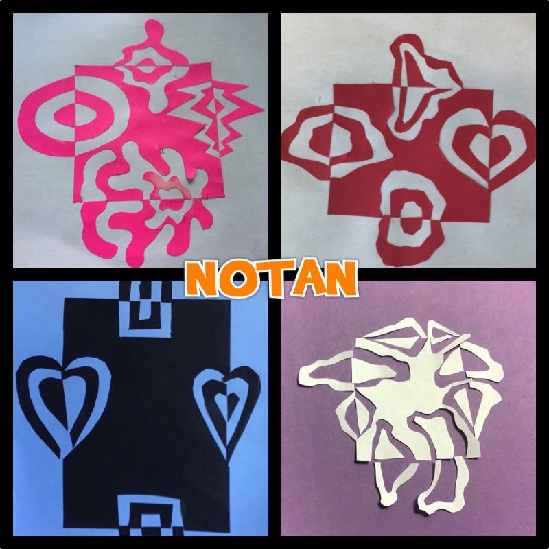 5th grade is exploring positive and negative space in art by making beautiful notan designs.   <a target='_blank' href='http://twitter.com/APS_ATS'>@APS_ATS</a>  <a target='_blank' href='http://twitter.com/APSArts'>@APSArts</a>  <a target='_blank' href='http://twitter.com/perezartlove'>@perezartlove</a>  <a target='_blank' href='http://search.twitter.com/search?q=APSartsthrive'><a target='_blank' href='https://twitter.com/hashtag/APSartsthrive?src=hash'>#APSartsthrive</a></a> <a target='_blank' href='http://twitter.com/ats_pta'>@ats_pta</a> <a target='_blank' href='https://t.co/XJ76iPaadE'>https://t.co/XJ76iPaadE</a>
