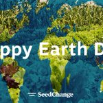 Image for the Tweet beginning: Happy #EarthDay!  Today we honour the