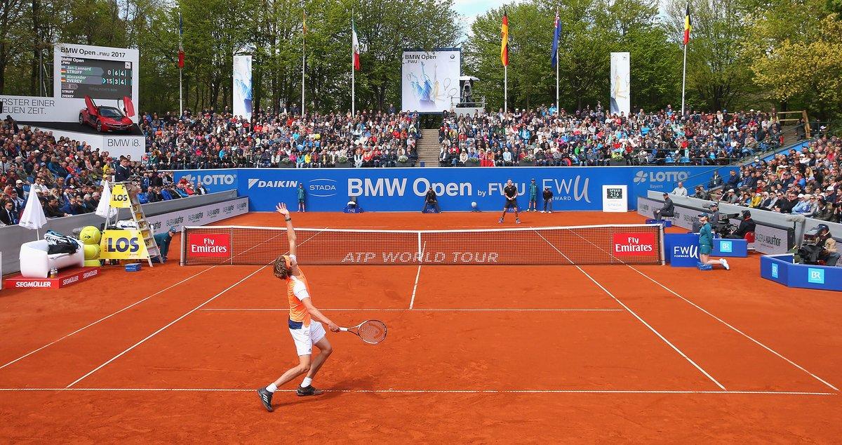Bmw Open 2021 Tennis