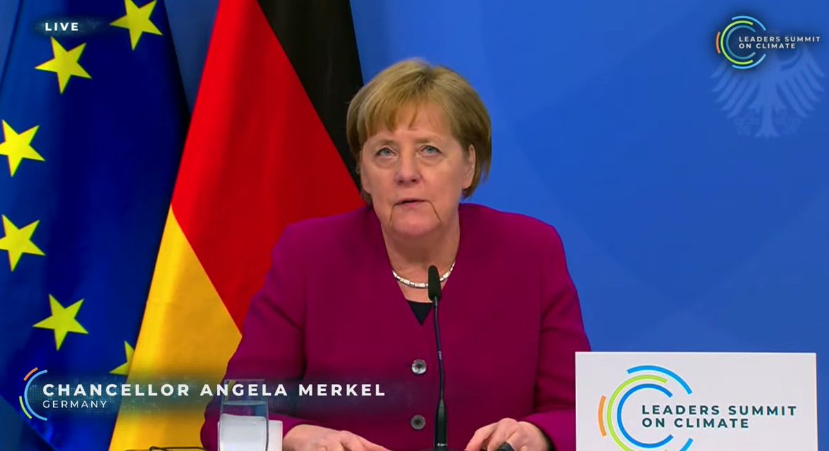 Chancellor Merkel confirms they are out of coal by 2038Like it is out of fashion. (Don't worry, NSW still wants to open up 23 new coal mines)Germany hit 46% from renewables now and going harder with their green stimulus Ugh getting massive leader envy here  #auspol