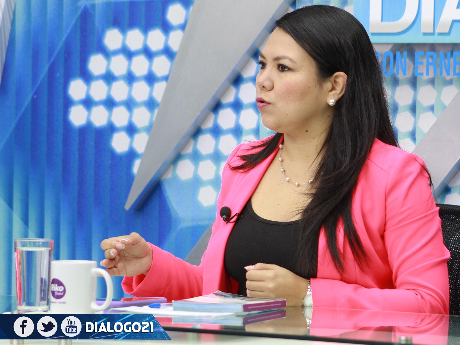 Diputada Belloso: extraña que propuesta de reducción Fodes venga de un ex alcalde