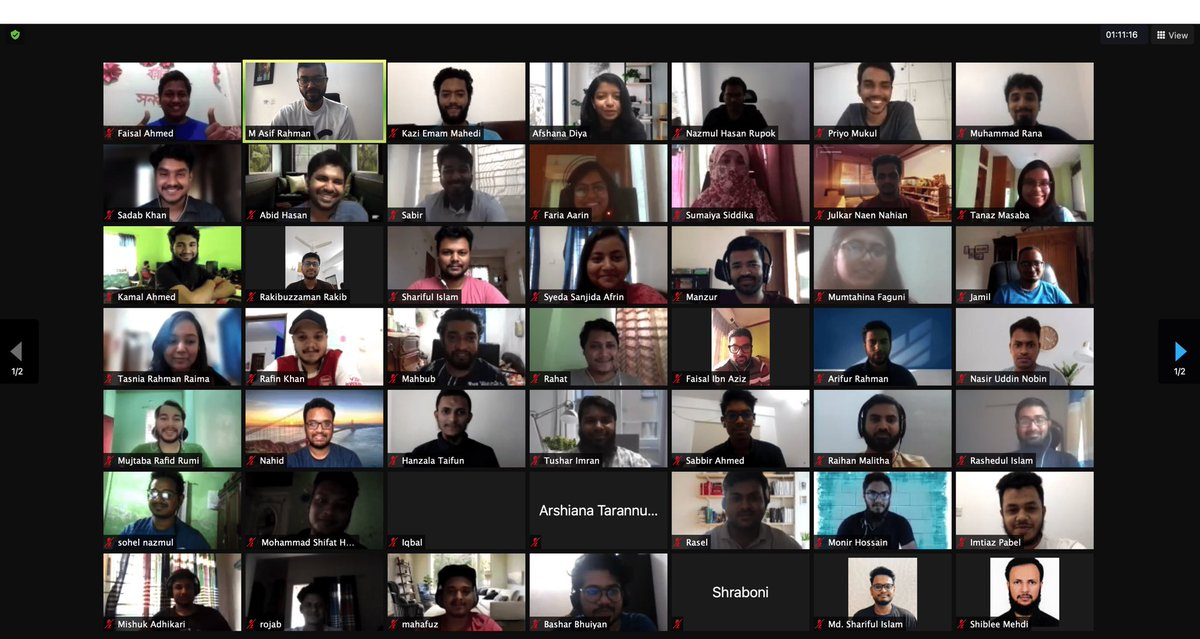 test Twitter Media - I miss not having the full team at the office, but this full team Townhall meeting is the best we could do, and absolutely love all the smiling faces! ❤️ Want to join us? Check - https://t.co/m7vRySJzqO #WordPress #Jobs https://t.co/PcV1Z6QSqP