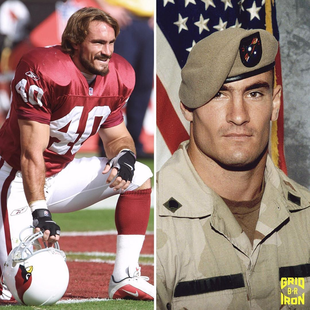 @BleacherReport's photo on Pat Tillman