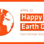 Image for the Tweet beginning: Happy Earth Day from all