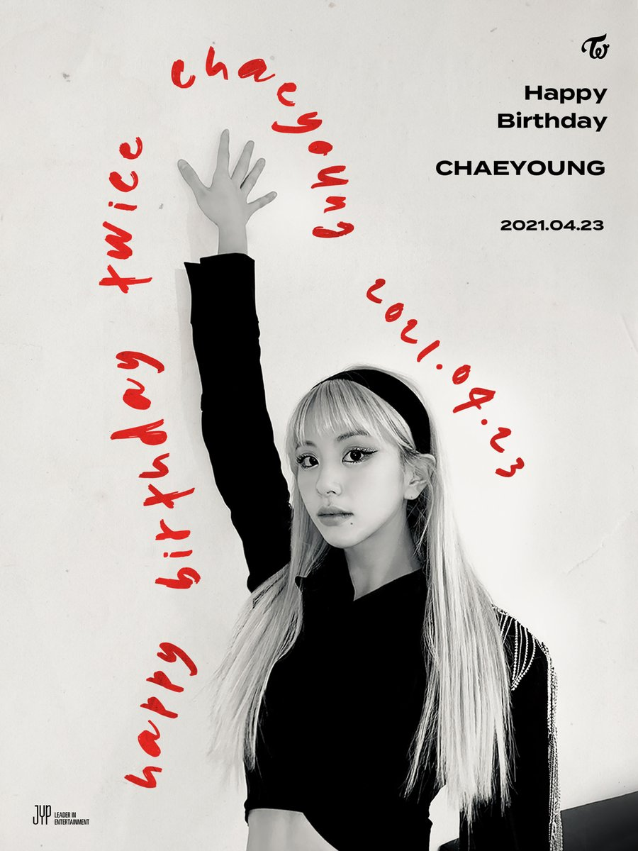 RT @fromis_intl: [🎂] CHAEYOUNG BIRTHDAY HASHTAG PARTY  🗓 may 14 ⏰ 00:00 kst  HAPPY CHAEYOUNG DAY  #️⃣ ShiningStarChaengDay #️⃣...