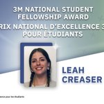 Image for the Tweet beginning: Congratulations to @AcadiaU student, Leah
