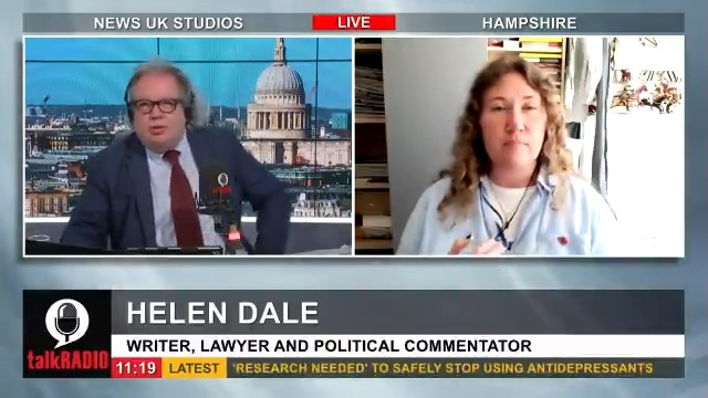 """Lawyer Helen Dale speaks out after Richard Dawkins loses 'humanist of the year' title over trans question: """"The biological and genetic differences between the sexes are much greater than the biological and genetic differences between the races."""" @Iromg 