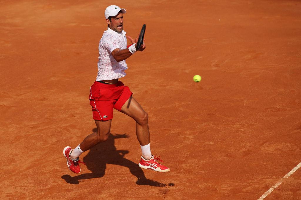 🇷🇸 Novak Djokovic ha perso un solo set durante gli #IBI20, ricordate contro chi e a che punto del torneo? 🤷♂️   #IBI21 #tennis https://t.co/XXvlFMtFxS