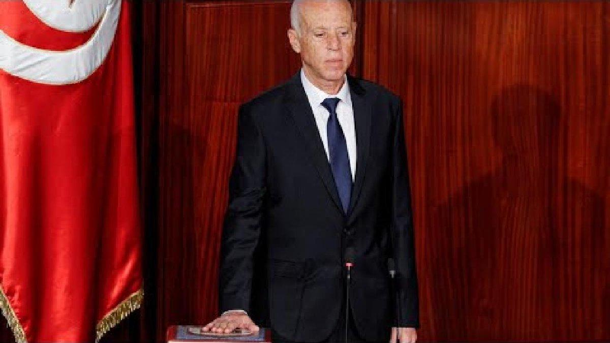 ️ الولايات المتحدة تنفي تمويل الحملة الانتخابية للرئيس التونسي قيس سعيد