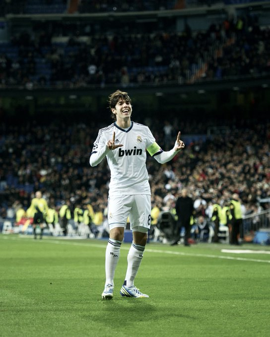 Happy Birthday to one of my favorite players of all time. KAKA