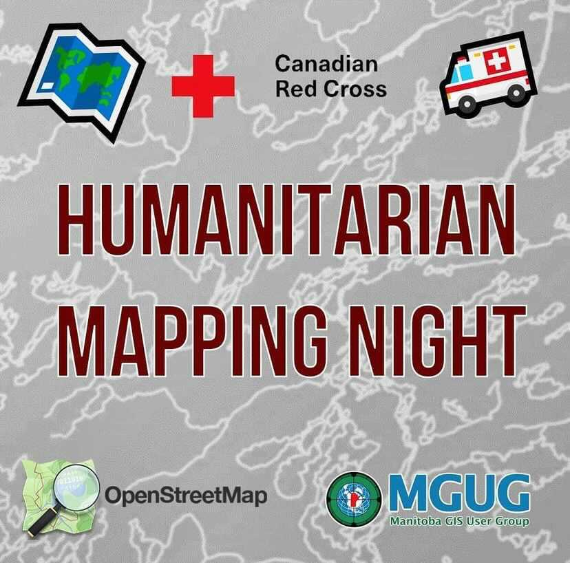 test Twitter Media - NEW EVENT!  Help @redcrosscanada with humanitarian mapping and hone your @openstreetmap skills on our next mapping night - April 28, 2021 at 7pm Central.  RVSP for link here: https://t.co/gLKP0u27jc https://t.co/yvgoFQamYY