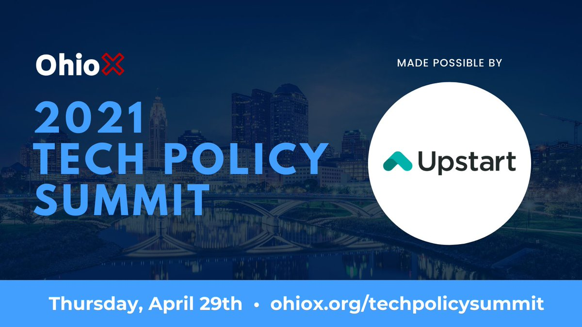 test Twitter Media - We're proud to support the 2021 @OhioXOrg Tech Policy Summit!  Elected officials, policymakers, & tech-focused leaders will join us for a full day of conversations & networking around leading tech issues.  Join us on Thursday, April 29th.  RSVP ➡️ https://t.co/3WH7jVJoBy https://t.co/7BOsEnFWcP