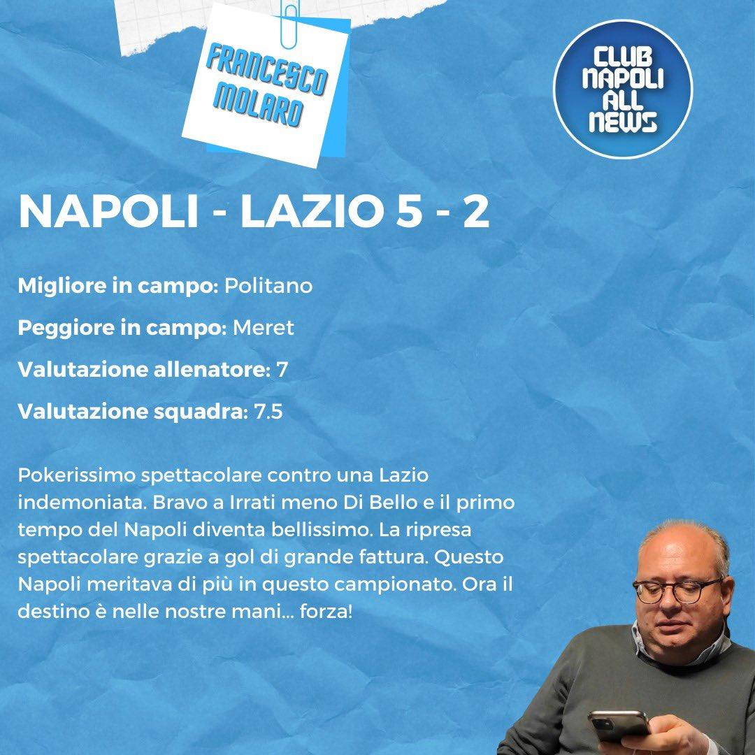 #NapoliLazio