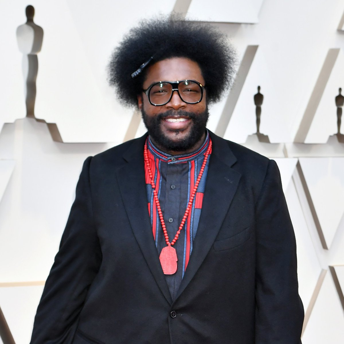 Questlove is gearing up for his new role as the #Oscars official Music Director. 🏆🎧  We caught up with @questlove ahead of the 93rd Academy Awards about his new position, the inspiration behind the music, & much more.  READ: https://t.co/mv1qi5SQds https://t.co/owvmORWAyq