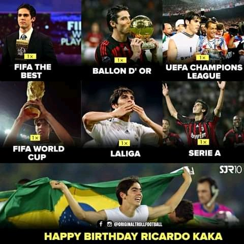 Happy Birthday Legend   Recardo Dos Santos