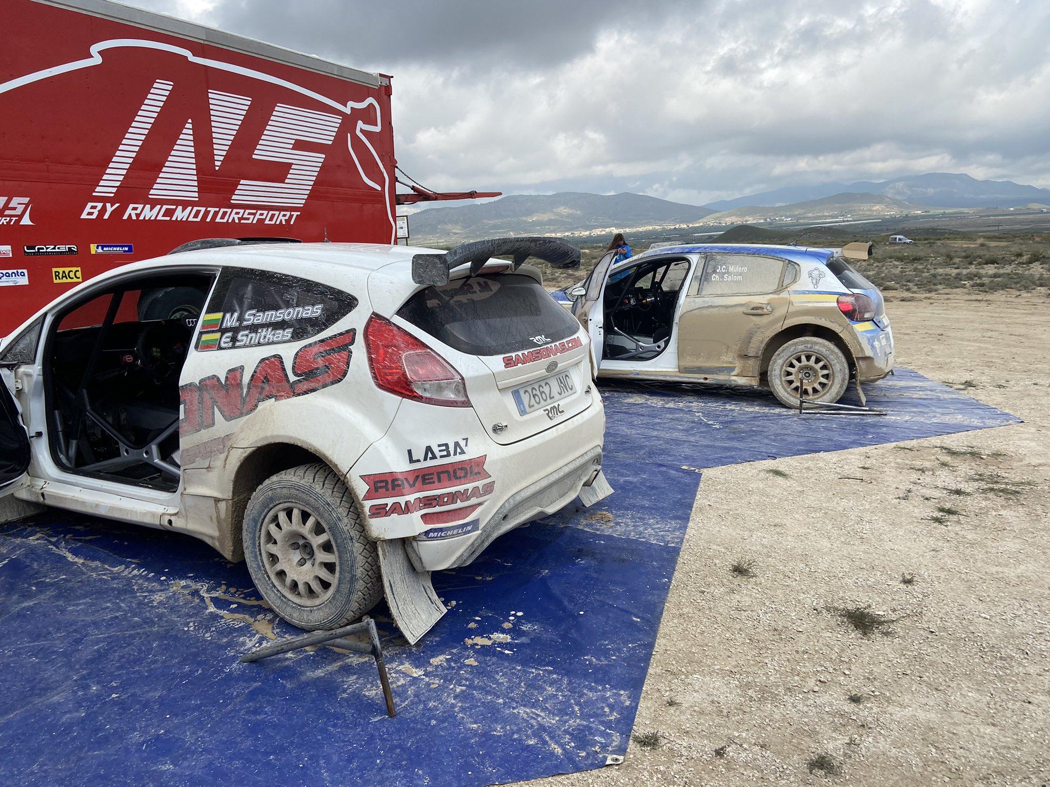 SCER + CERT: 10º Rallye Tierras Altas de Lorca [23-24 Abril] EzmF5k4XMAg3OlC?format=jpg&name=large