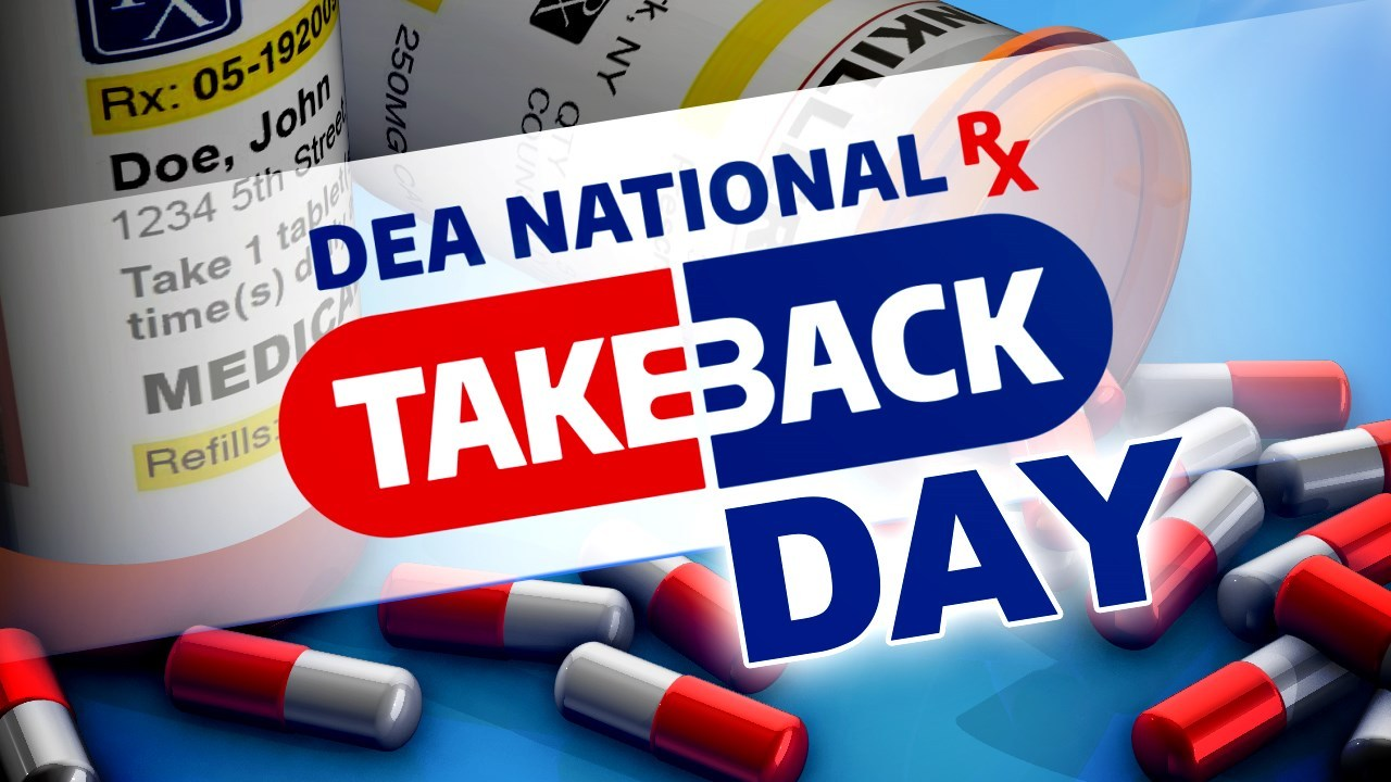 National Prescription Drug Take Back Day - Apr 25 @FranklinPolice