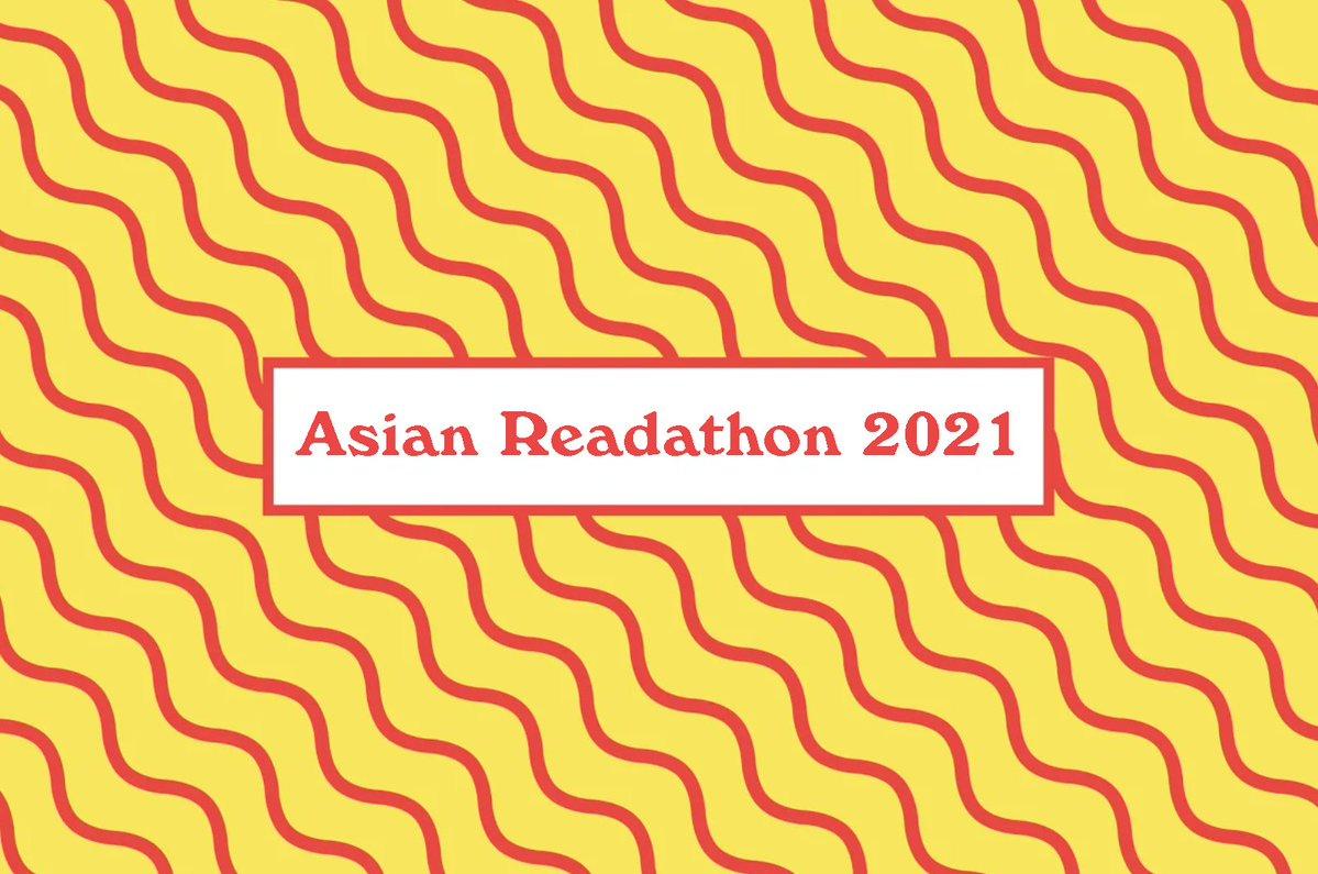 Asian Readathon ✌️ (@asianreadathon) | Twitter