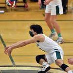 Image for the Tweet beginning: Great photos from @VolleyballShen  win