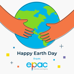 Image for the Tweet beginning: Happy Earth Day!   Here at