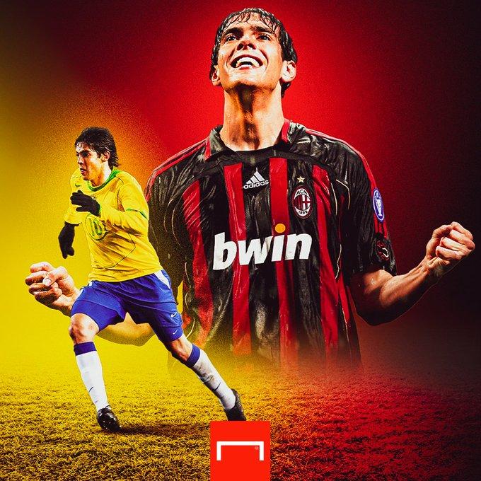 Happy birthday Kaka   Champions League  World Cup  Ballon d\Or  Kaka won it all!